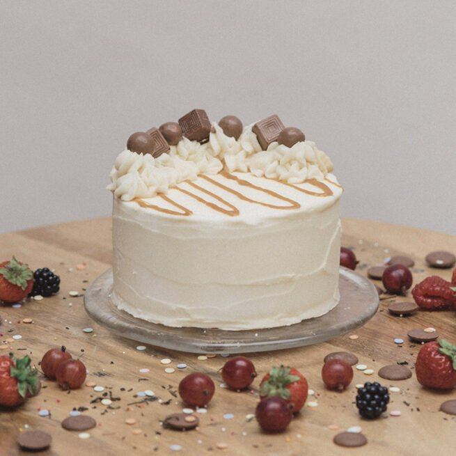 Buttercream Delicious Cakes