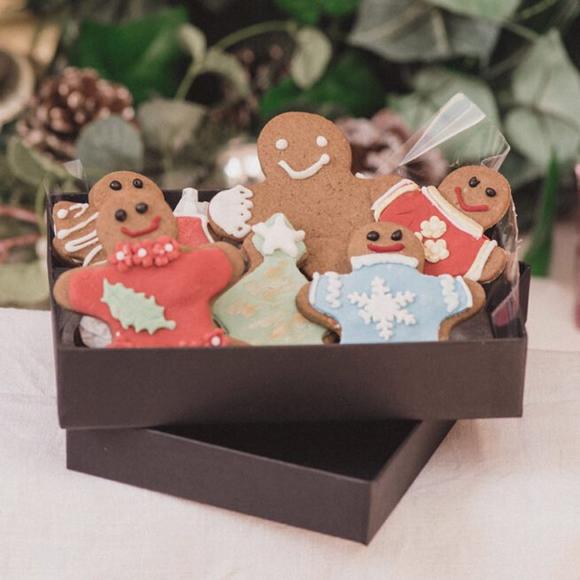 Gingerbread by Post