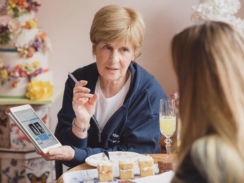 Bluebell Kitchen Wedding Cakes Tasting Consultations