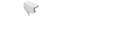 Bluebell Kitchen logo in white
