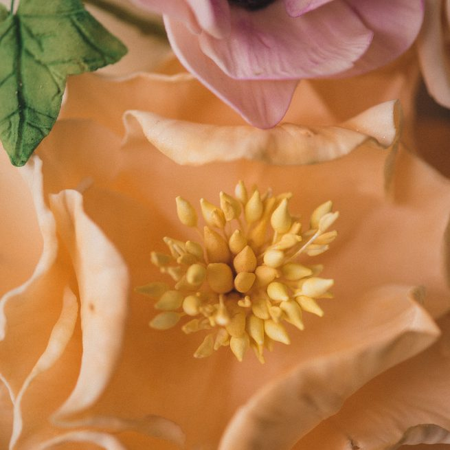 How to make Romantic Pastels, Peonies & Roses