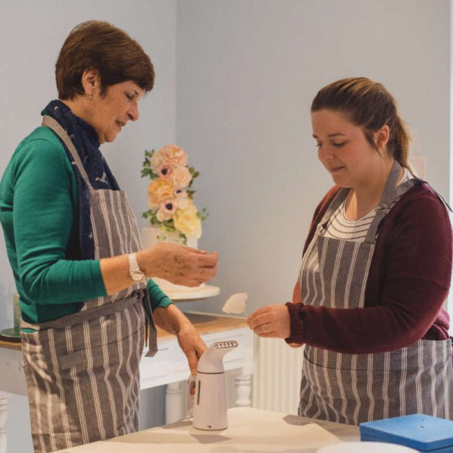 One to one cake making classes in Kent