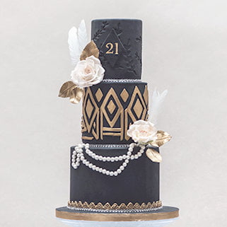 Celebration cakes by Bluebell Kitchen