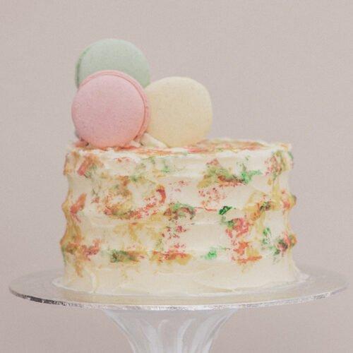 Incredible French Macaron Cake - Kent