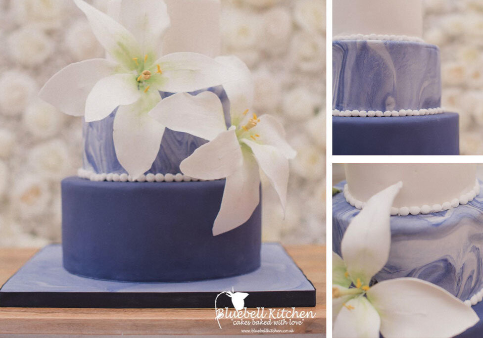 Bluebell Kitchen Marble Cake